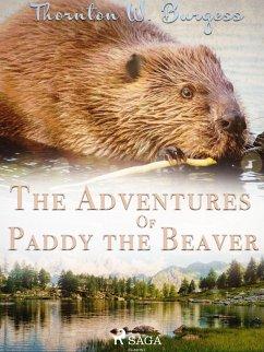 9789176394007 - W Burgess, Thornton: The Adventures of Paddy the Beaver (eBook, ePUB) - Bok