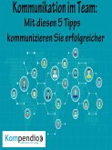 Kommunikation im Team (eBook, ePUB)