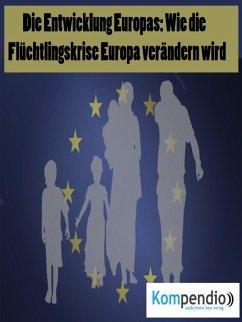 Die Entwicklung Europas (eBook, ePUB) - Dallmann, Alessandro