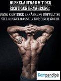 Muskelaufbau mit der richtigen Ernährung (eBook, ePUB)