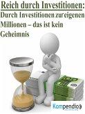 Reich durch Investitionen (eBook, ePUB)