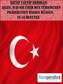 Recep Tayyip Erdogan (Biografie kompakt) (eBook, ePUB)