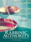Rabbinic Authority, Volume 2 (eBook, ePUB)