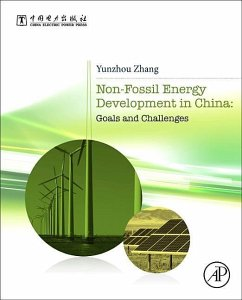 Non-Fossil Energy Development in China: Goals a...