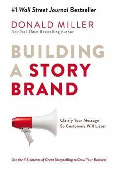Building a Storybrand: Clarify Your Message So ...