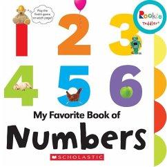 MY FAVORITE BK OF NUMBERS