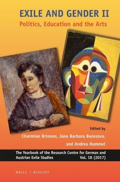 Exile and Gender II: Politics, Education and the Arts