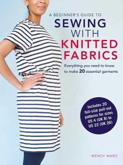 Beginner´s Guide to Sewing with Knitted Fabrics