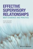 Effective Supervisory Relationships - BestEvidence and Practice