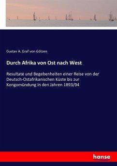 Durch Afrika von Ost nach West