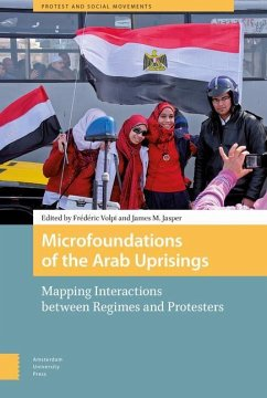 Microfoundations of the Arab Uprisings: Mapping...