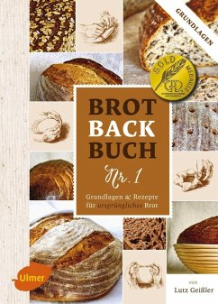 Brotbackbuch Nr. 1 (eBook, PDF) - Geißler, Lutz