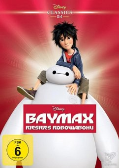 Baymax - Riesiges Robowabohu Classic Collection