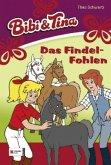 Das Findelfohlen / Bibi & Tina Bd.24 (Mängelexemplar)