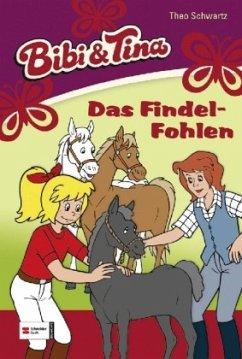 Das Findelfohlen / Bibi & Tina Bd.24 (Mängelexemplar) - Schwartz, Theo