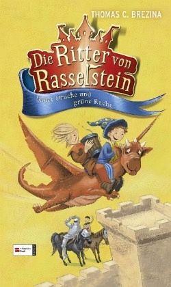 Buch-Reihe Ritter von Rasselstein von Thomas C. Brezina