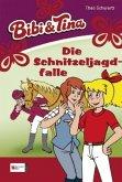 Die Schnitzeljagdfalle / Bibi & Tina Bd.28 (Mängelexemplar)