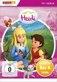 Heidi - Box 4, Folge 31-39 (3 Discs)