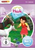 Heidi - Box 3, Folge 21-30 (3 Discs)