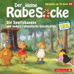 Die Sportskanone, Der Honigmond, Der sprechende Busch (MP3-Download)