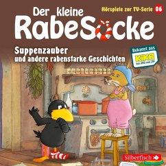 Suppenzauber, Gestrandet, Die Ringelsocke ist futsch! (MP3-Download) - Grübel, Katja; Strathmann , Jan
