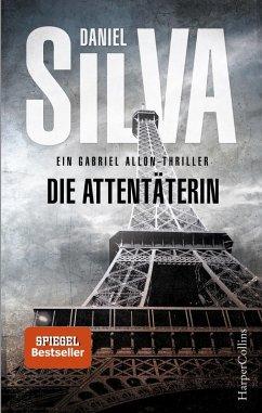 Die Attentäterin / Gabriel Allon Bd.16 (eBook, ePUB) - Silva, Daniel