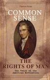Common Sense & The Rights of Man - The Voice of the American Revolution (eBook, ePUB)