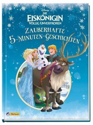 Disney Die Eiskönigin Zauberhafte 5 Minuten Geschichten