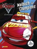 Disney Cars 3, Malbuch für Champions
