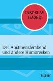 Der Abstinenzlerabend und andere Humoresken (eBook, ePUB)