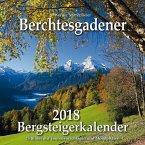 Berchtesgadener Bergsteigerkalender 2018