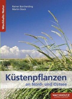 Küstenpflanzen - Borcherding, Rainer; Stock, Martin