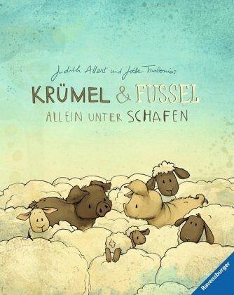 Buch-Reihe Krümel & Fussel