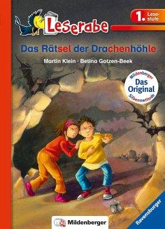 Das Rätsel der Drachenhöhle - Klein, Martin