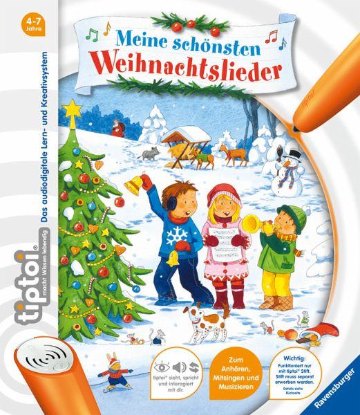 tiptoi® Meine schönsten Weihnachtslieder - Neudert, Cornelia