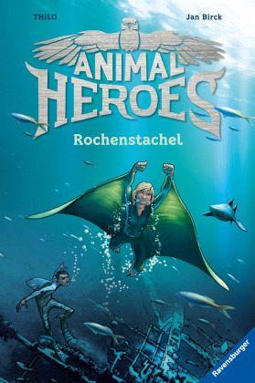rochenstachel    animal heroes bd 2 von thilo portofrei bei