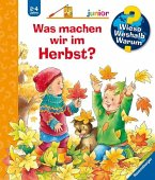 Was machen wir im Herbst? / Wieso? Weshalb? Warum? Junior Bd.61