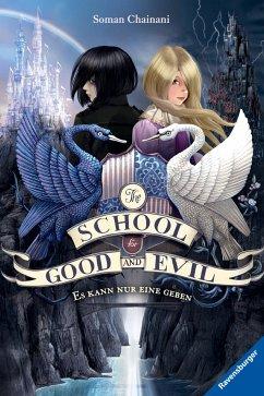 Es kann nur eine geben / The School for Good and Evil Bd.1 - Chainani, Soman