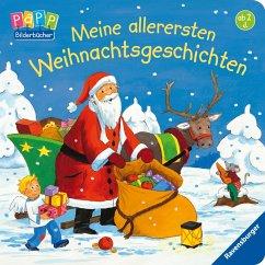Meine allerersten Weihnachtsgeschichten - Grimm, Sandra; Cuno, Sabine