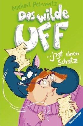 Buch-Reihe Das wilde Uff