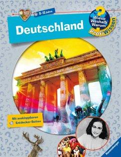Deutschland / Wieso? Weshalb? Warum? - Profiwissen Bd.21 - Schwendemann, Andrea