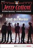 Stadt der Mörder / Jerry Cotton Sonder-Edition Bd.51 (eBook, ePUB)
