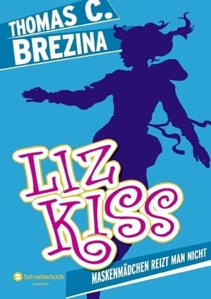 Buch-Reihe Liz Kiss von Thomas C. Brezina