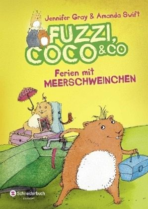 Buch-Reihe Fuzzi, Coco und Co