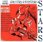 Country & Western Stars-Milestones Of Legends