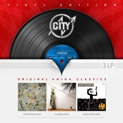City Vinyl Edition (Amiga Lp Box) - City