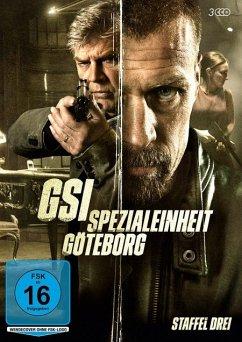 GSI - Spezialeinheit Göteborg Staffel 3 (3 Discs)