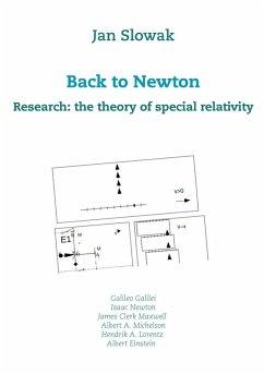 Back to Newton (eBook, ePUB)