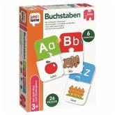 Jumbo 19548 - Ich lerne Buchstaben, 6 Lernspiele