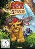 Die Garde der Löwen - Abenteuer in der Savanne Vol. 2